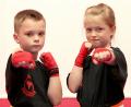 Кикбоксинг для детей